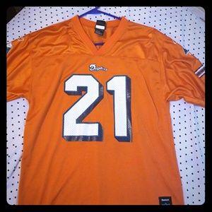 Vontae Davis Dolphins jersey (BOYS)
